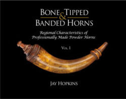 Bone Tipped and Banded Horns